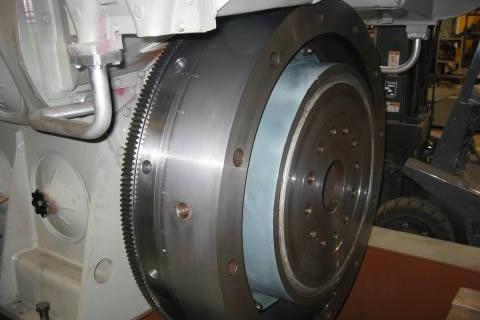 EMD Diesel Engine 20-710GB 5000 HP Dredge Pump Drive Package